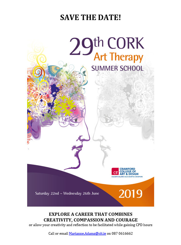 CIT - Cork Institute of Technology - Art Therapy Summer School